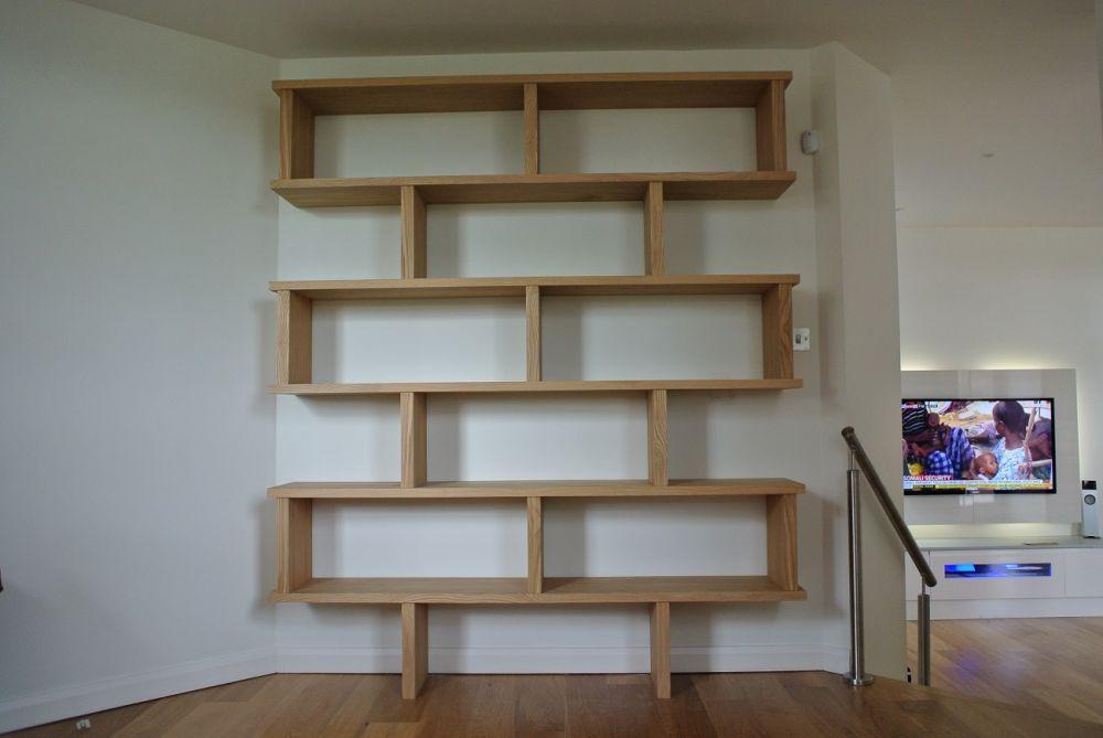 book-shelf-in-oak-edinburgh-city-centre