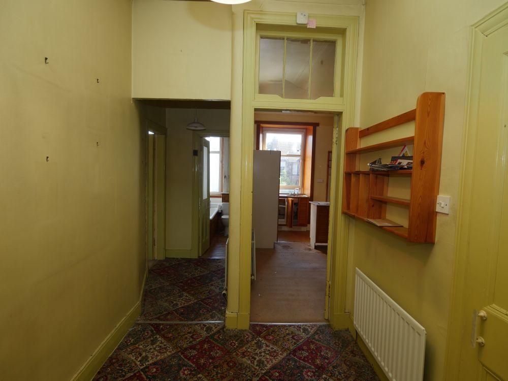 Hallway Before