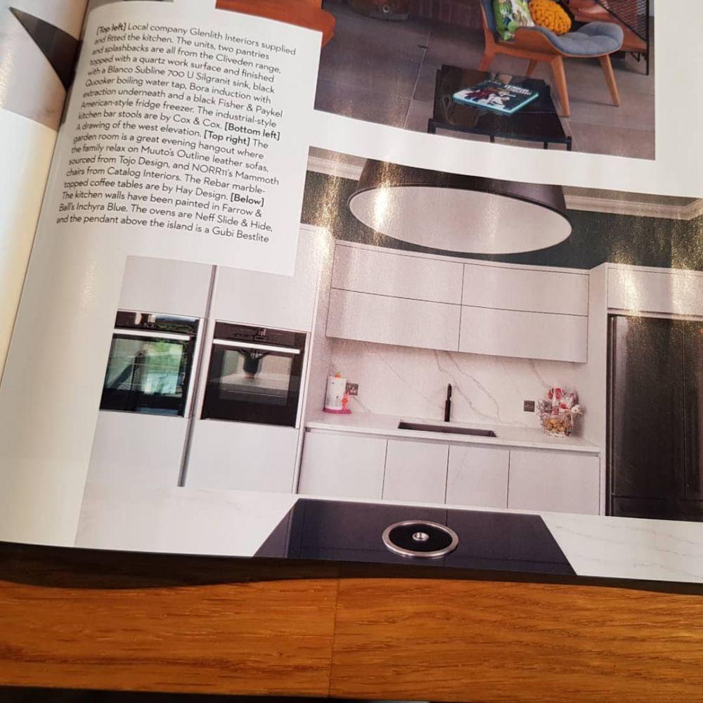 Bespoke Kitchens Glasgow | Featured