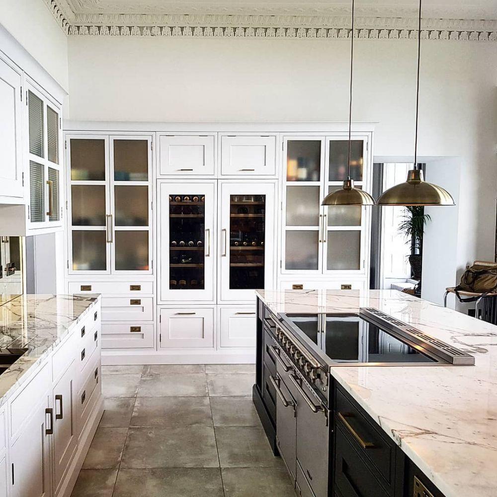 Inframe Kitchen Helensburgh