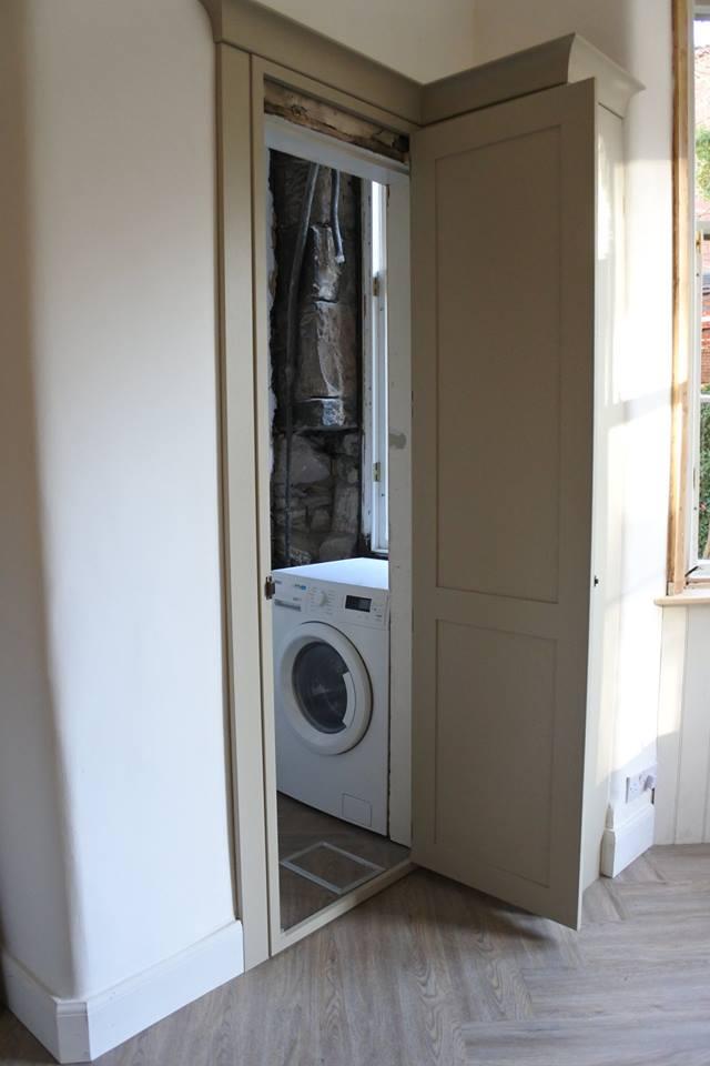 glasgow-bespoke-kitchens-corner-cupboard-open