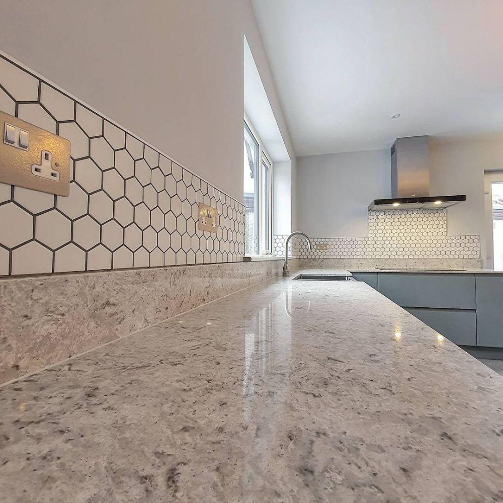 Bespoke Kitchens Glasgow   Granite