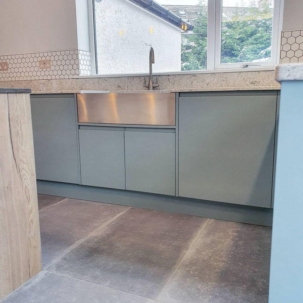 Bespoke Kitchens Glasgow   Flooring