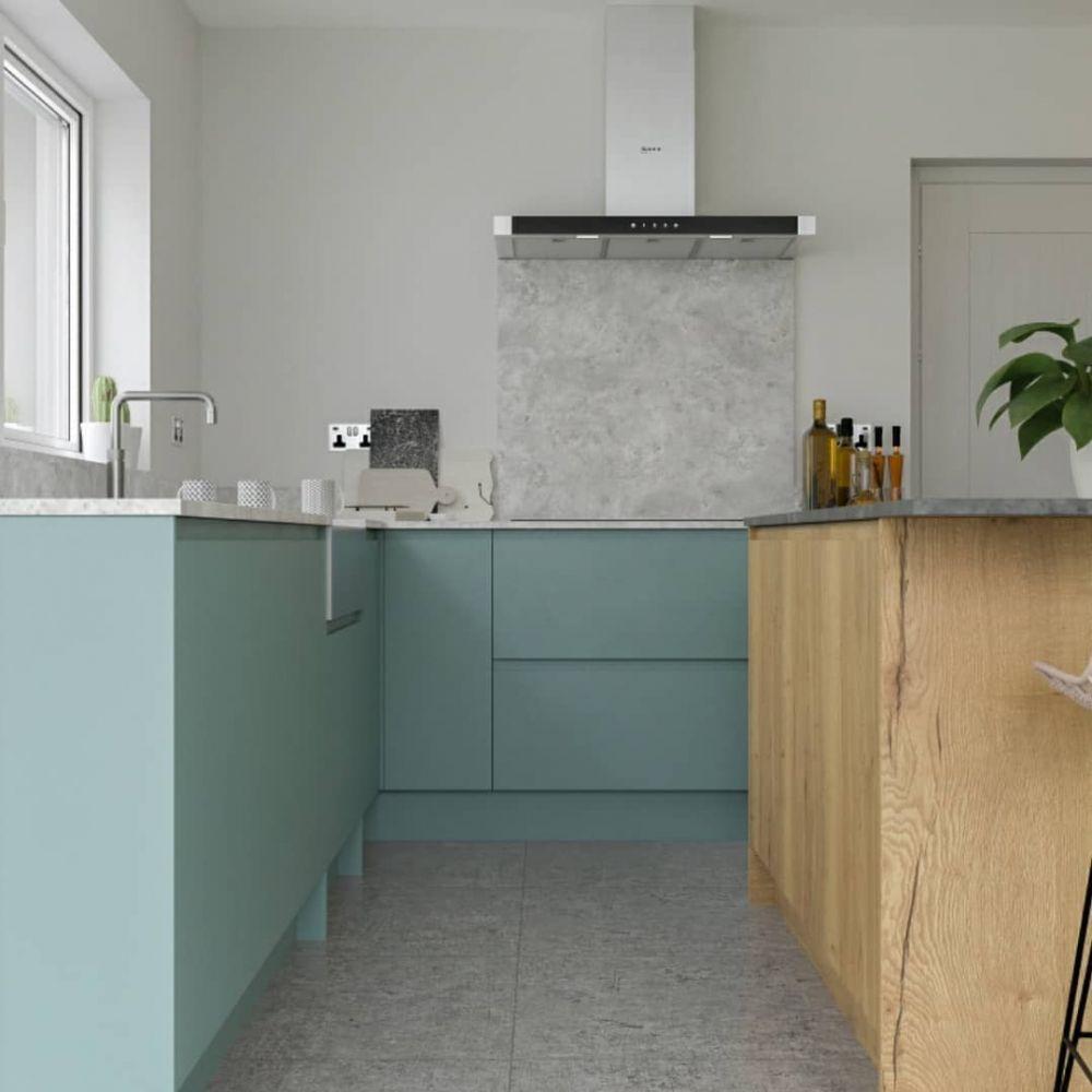 Bespoke Kitchens Glasgow   Texture 1