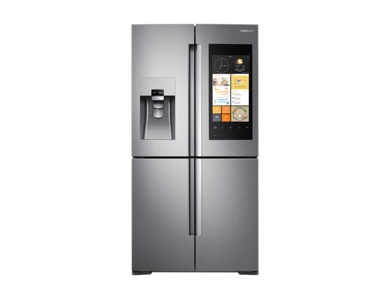 Samsung Family Hub Mutli-door Fridge Freezer