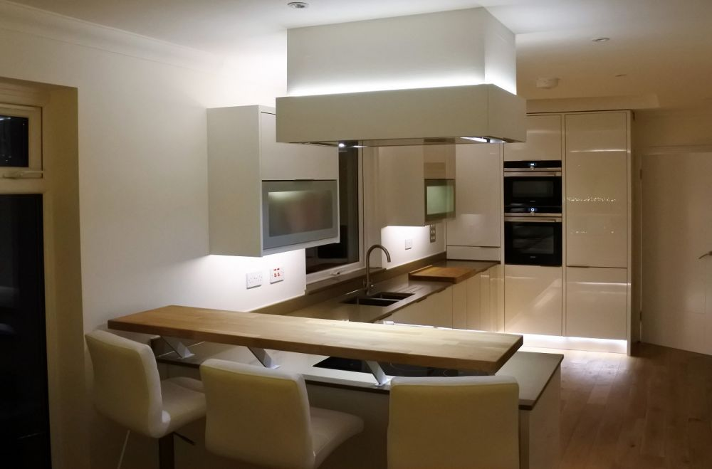 Gloss or Matt Kitchen