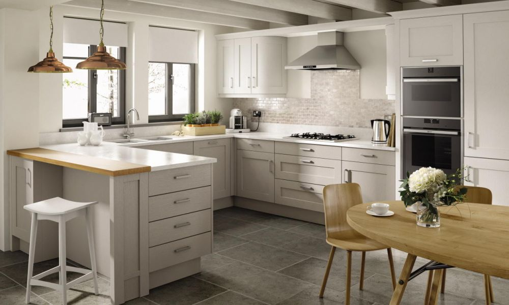 Featured Traditional Kitchen | The Mornington Shaker - 15/08/2017