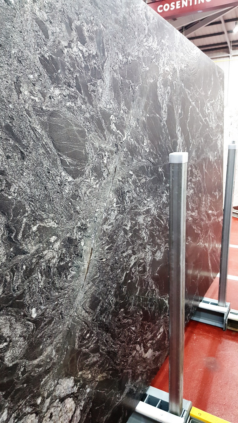 Black Beauty Granite by Sensa