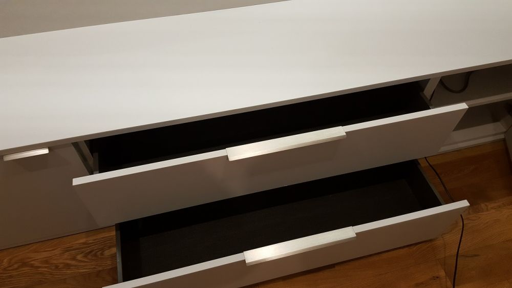 Blum Legrabox Soft Close 1000mm Wide Drawers