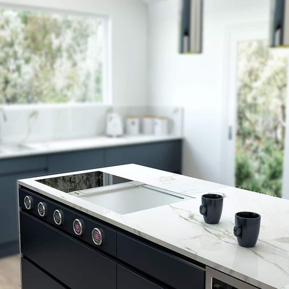CAD - Bespoke Kitchens - Visual - Kitchen Design Glasgow
