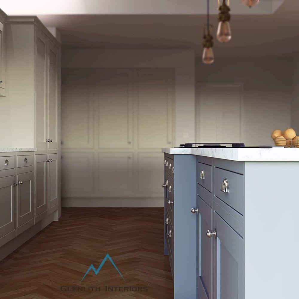 CAD - Bespoke Kitchens - Visual 2