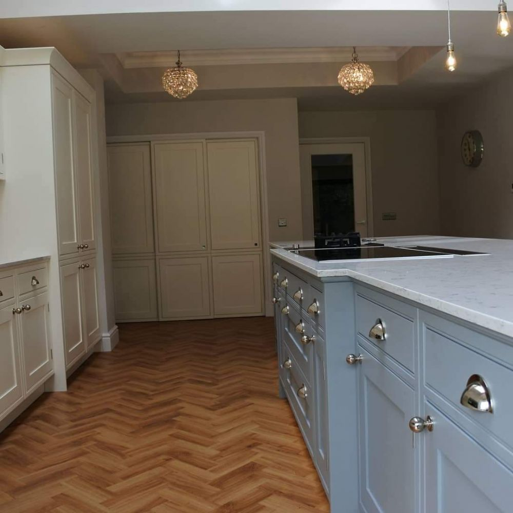 CAD - Bespoke Kitchens - Actual