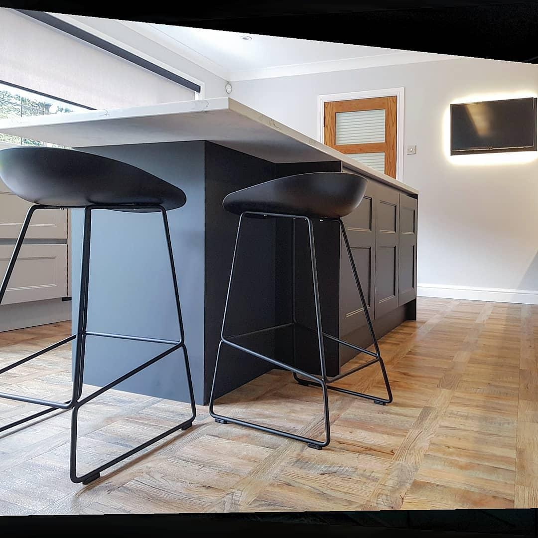 Bespoke Modern Classic Kitchen | Island