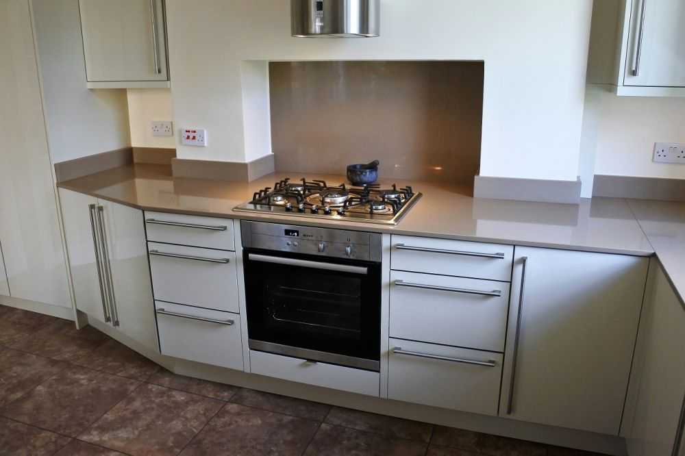 Kitchen Transformation | Zurfiz High Gloss Glasgow