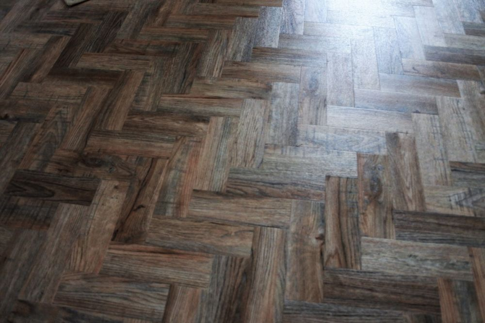 Georgian Parquet flooring