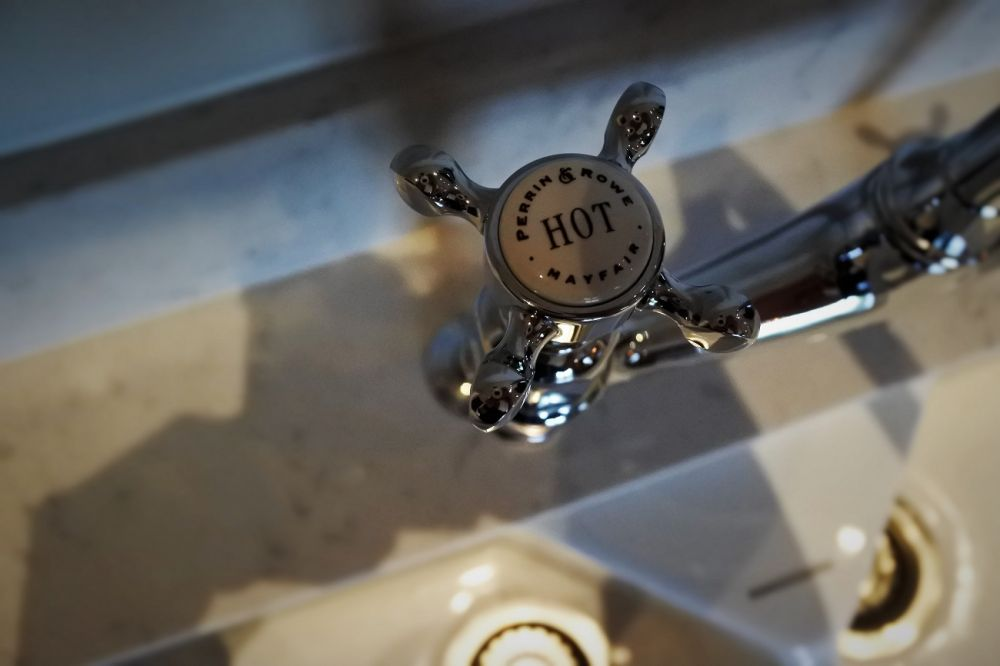 Perrin & Rowe of Mayfair. Every tap made to order, just for you