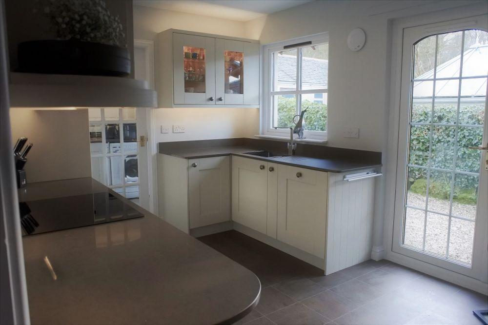 Blossom Avenue Kitchens | Glasgow | Shaker