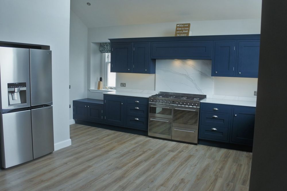 Hand Painted Kitchens Farrow And Ball Glasgow