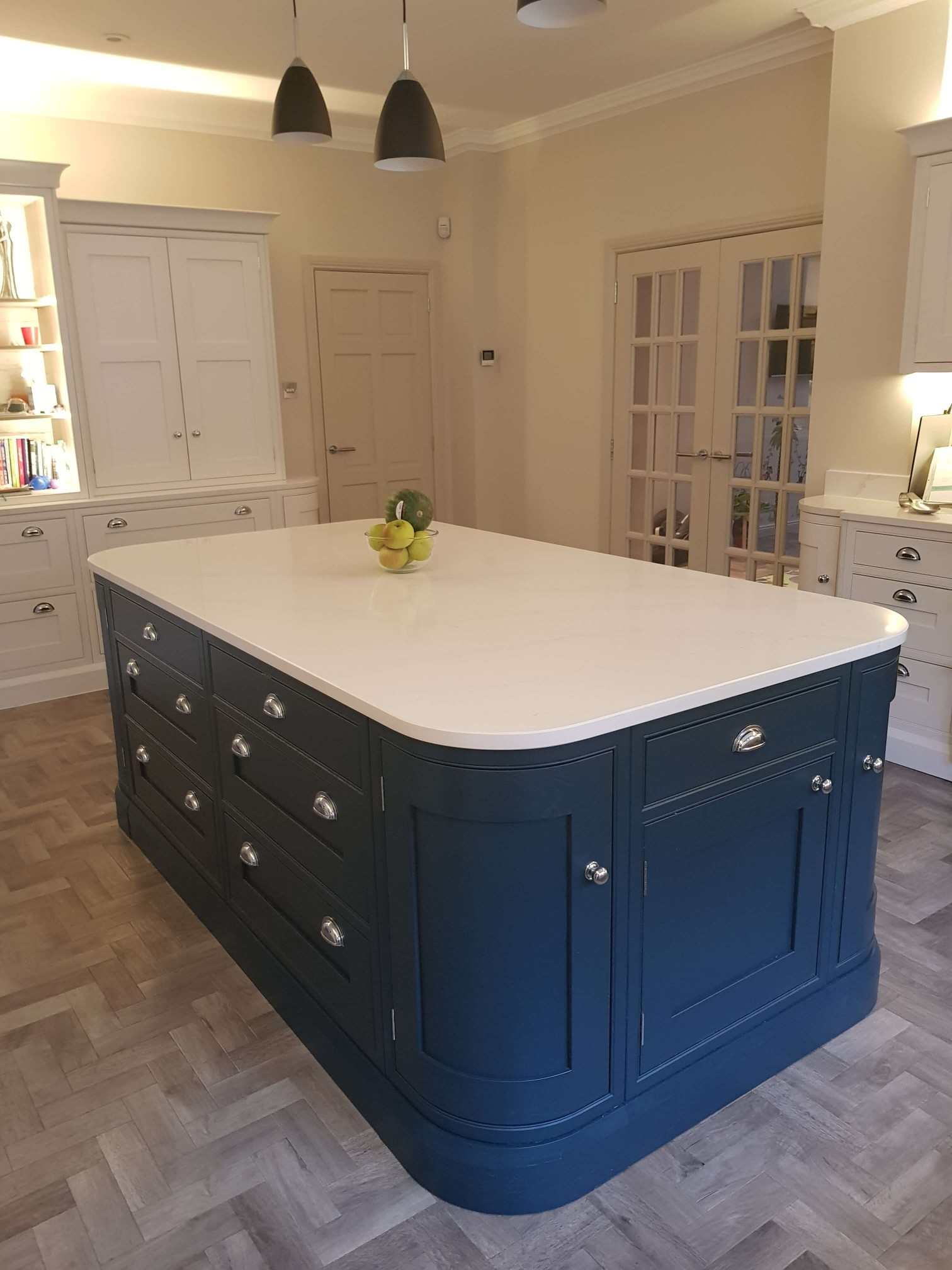 Bespoke Inframe Kitchen