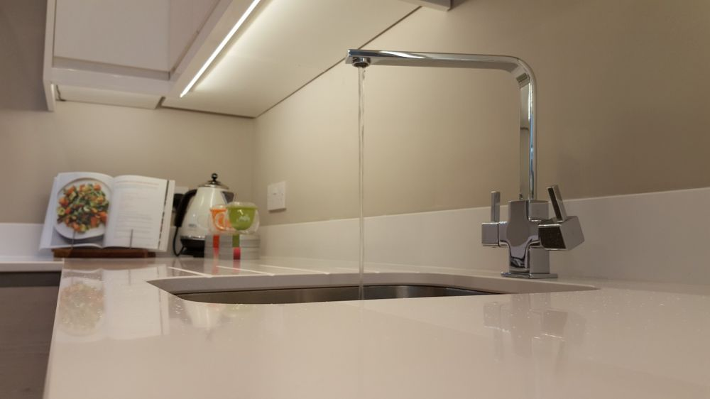 Blossom Avenue Kitchens | Glasgow | Undermount Sink