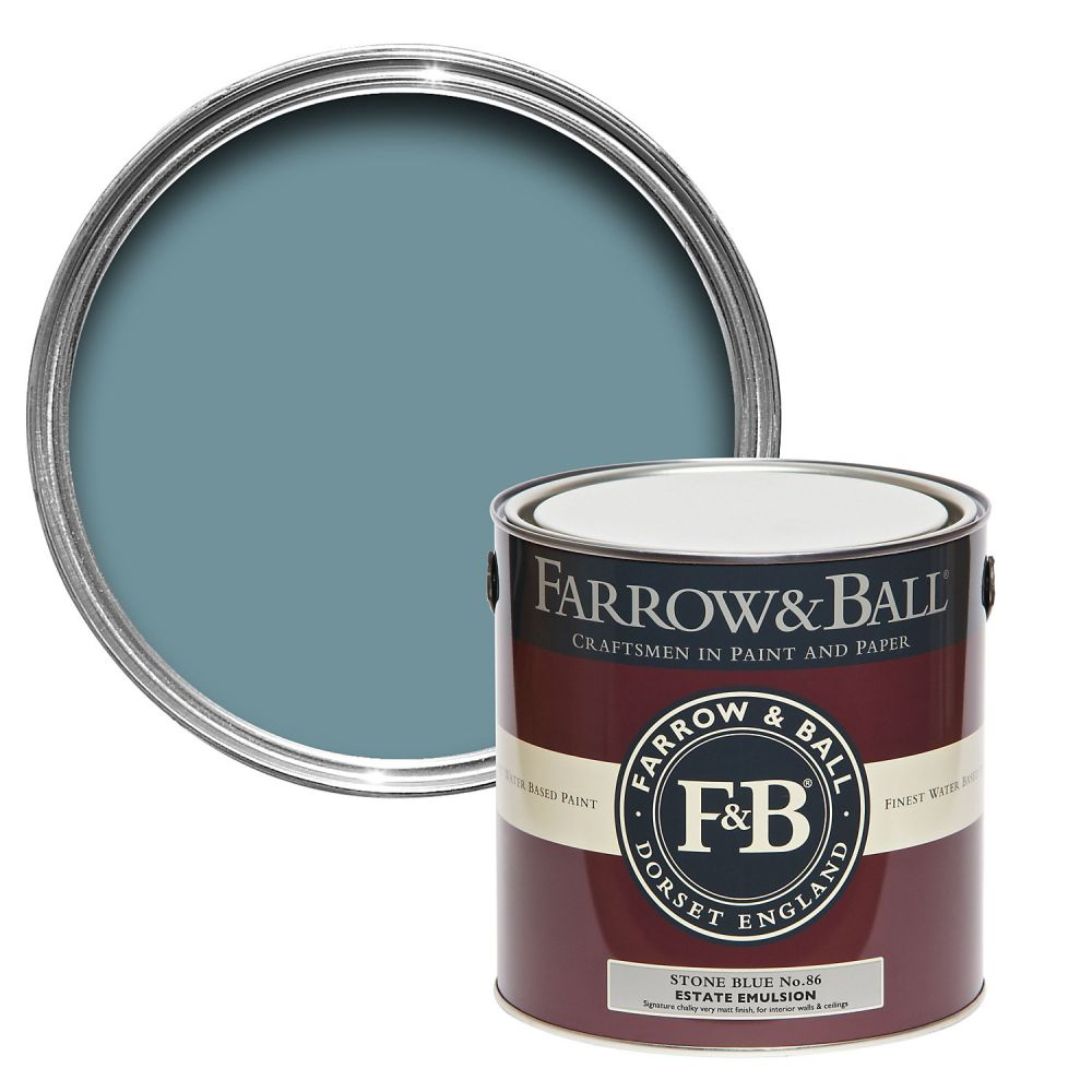 Farrow and Ball Stone Blue Number 86