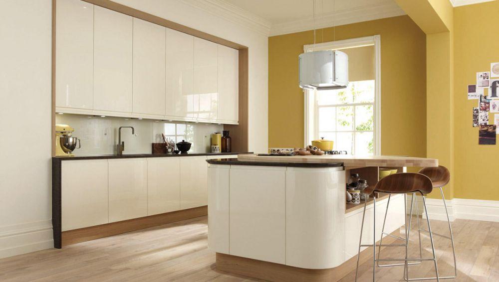 The Remo Kitchen - Alabaster