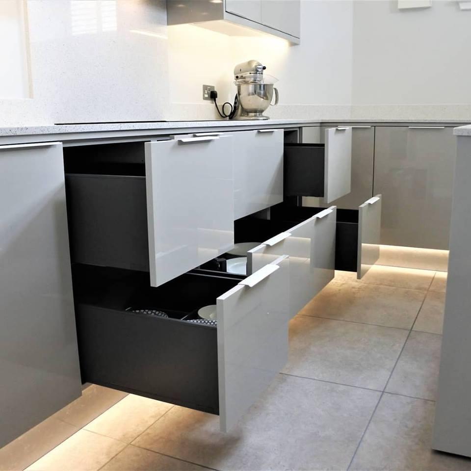 Utility Room BA Components