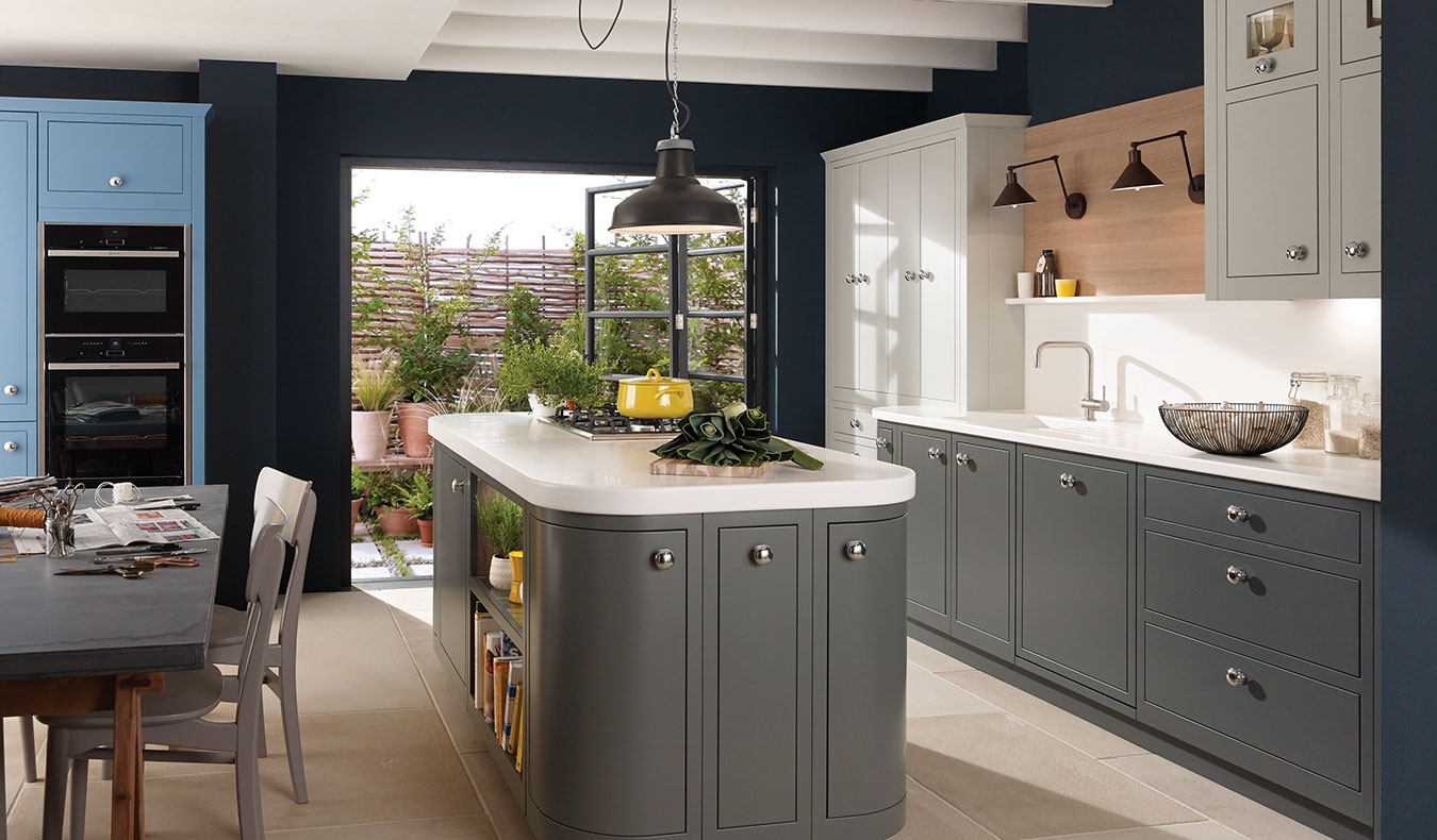 Luxury bespoke kitchens in glasgow south glenlith for Kitchen ideas glasgow